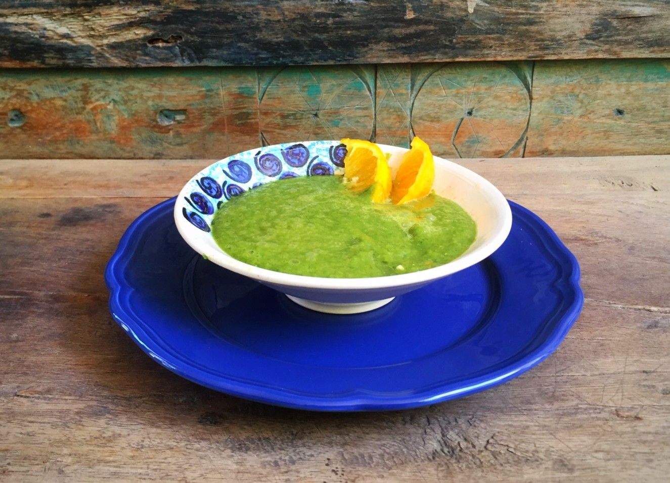 Plants Heal - Blog - Eat them Leafy Greens - Raw Spinach Soup
